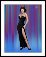 Ava Gardner by Johns-ASC