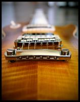 Gibson Les Paul by Roman89