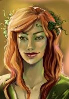 poison ivy by griselita
