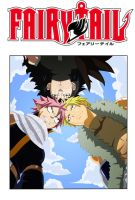 Fairy Tail - Manga Color 276 by lWorldChiefl