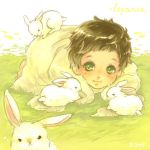 :APH: Land of the Rabbits by skyvicious