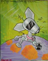 Robo Puppy by money4cocaine