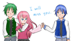 I will miss you by Kira-Nyan