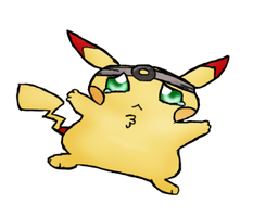 Pikacshu Commission 2 by geckoZen