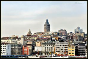 GalataTower by Juba07
