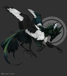 Magpie Feonix by Tatchit
