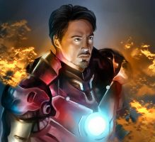 Tony Stark! by nokky