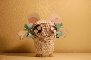 3D Origami Bijou by iBeautyLovely
