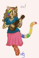 rainbow, ukulele by so-normal