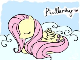 Fluttershy by TheChii
