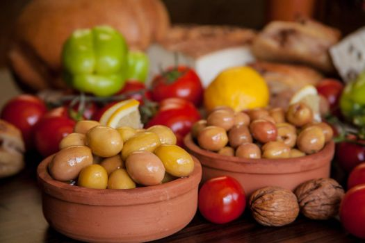 Olives by sareen