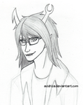 Vriska WIP by acidrica