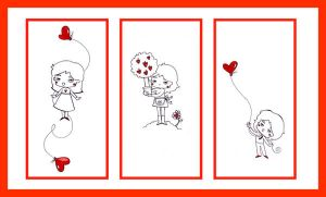 Stages of Love by ValeZot