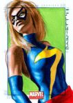 MU 2011 Ms. Marvel by artguyNJ