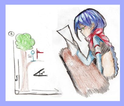 HLV:  The Written Exam! by Athalyah75