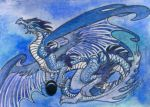 ACEO Dragon 37 by rachaelm5