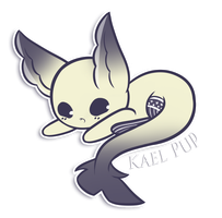 .:Kael Pup:. by GloryCat