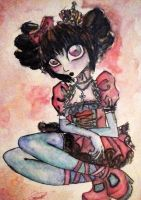 Doll by TheEmptyKissOfDeath
