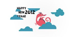 Happy new yeah! 2012 - ai by 2011991