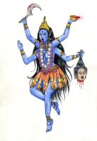 Kali by LaChauveSourisDoree