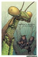 Nature Prayer cover by AlexFactory