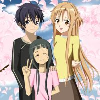 .: SAO : Family :. by Sincity2100
