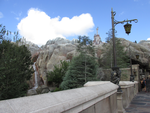 Castle in the Mountain by WDWParksGal-Stock