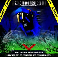 ZoidLegends-Club ID by FragmentChaos