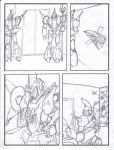 TransWarp: Csirac - Issue #4 page 4 rough sketch 1 by xdtaxundeadbuck01