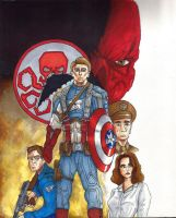 The First Avenger -updated by Dan21Almeida95