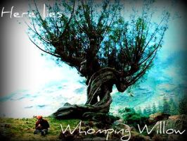 The Whomping Willow by JupiterVixen