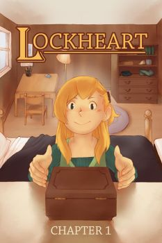 Lockheart Ch.1 Cover by life-take