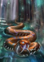 Netrunner: Viper by Jumpei