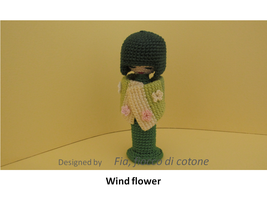Windflower by cottonflake