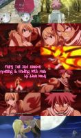 Nalu everywhere (?) I mean Nalu on FT op and ed by CorneliaHoshina