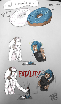 FATALITY by HuntingForBeasts