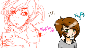 iScribble Doodles by sherbi