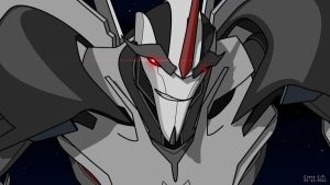 Starscream smirks by dragona