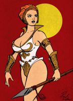 Teela: rare curves variant by Lantern-Jaw