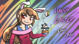 EVSG: Easter 2014 by Saber-Cow