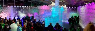Jerusalem Ice Festival by justrussian