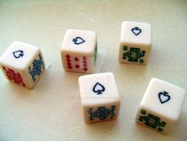 Five Aces by exarobibliologist