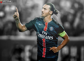 Edit For Zlatan Ibrahimovic by MekoEhab