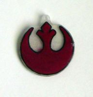 Fangirl Charms- Rebels by Isilian