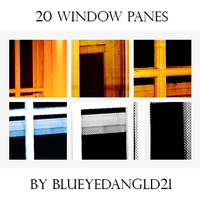 Window Panes by broodyblue-eyes