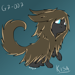 Kisa redesign by TheDragon-Empress