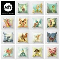 Goblins Drool, Fairies Rule! - Throw Pillows by gameogami