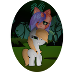 Viola and Ellen (TWH) by scootalightHeartOC