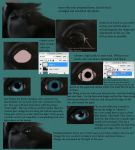 Eye Tutorial by romino4000