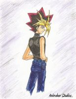 Old Yami pic by Animaker131